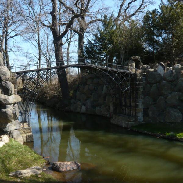 Eiserne Brücke, Wörlitzer Park