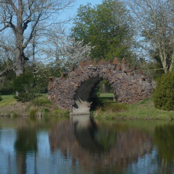 Hohe Brücke, Wörlitzer Park