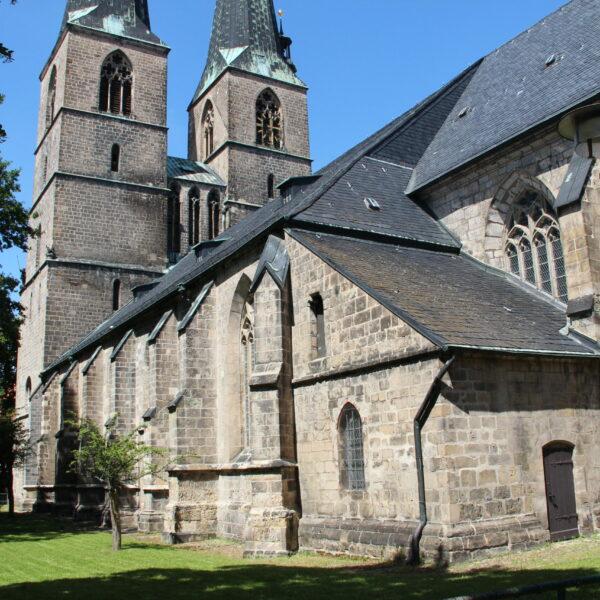 Quedlinburg, Nikolaikirche